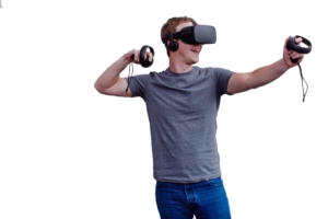 oculus rift virtual reality