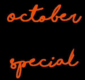 Spooky October Special