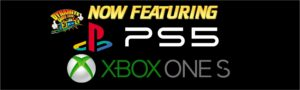Now featuring PlayStation 5 and XBox One S